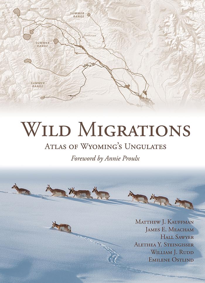 Ungulate Migration Atlas of Wildlife Migr...