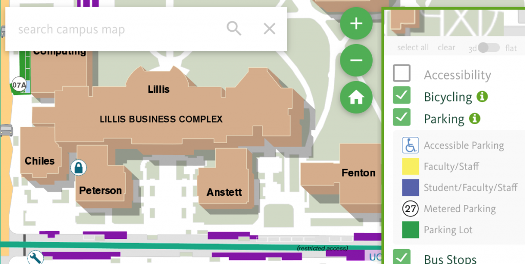Campus Mapping | InfoGraphics Lab